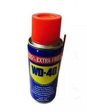 100ML WD40 LUBRICATION STOPS SQUEEKS CLEANS PROTECTS LOOSENS RUST MECHANISMS