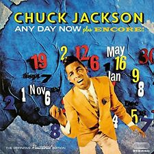 Any Day Now + Encore - Chuck Jackson (2015, CD NEUF)
