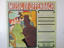 LP MUSIC OF OFFENBACH Serge Dupre MFP2075