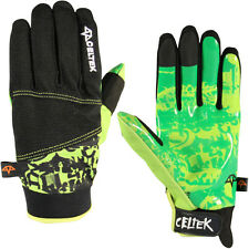 New with Tags Mens Celtek Echo Glove Green Large