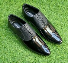 Formal Shoes For Men. Pure black formal + casual shoes