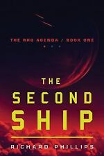 The Second Ship (The Rho Agenda), Phillips, Richard, Acceptable Book