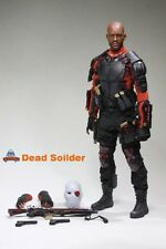 Art Figures 1/6 Scale Suicide Squad Will Smith Dead Soldier Collectible Figure
