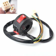 ATV Kill/Light/Choke/Starter Switch For Quad 50 70 90cc 110cc 125cc Taotao Sunl
