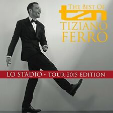 TZN (The Best Of Tiziano Ferro) ( 4 CD + DVD , Compilation , Live )