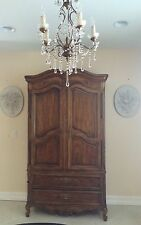 French Country Armoire Vintage