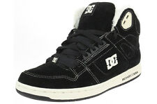 DC SHOES WOMENS BLACK REBOUND HIGH LE 11 EUR 43 UK 9