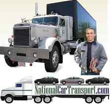 Only Ship Your Vehicle With A+ BBB Auto Shipping Company 20 Yrs Transport Exp.