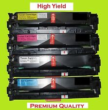 4PK CF210X (CF210A)CF211A/CF212A/CF213A NON-OEM Color Set for HP 131X/131A