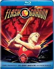 Flash Gordon (2011, REGION A Blu-ray