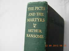 The Picts and the Martyrs Arthur Ransome 1948 reprint