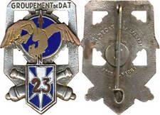 23° Groupement de Défense Aérienne du Territoire, Decat Vichy