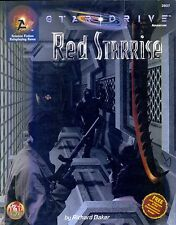 JDR JEU DE ROLE / TSR ALTERNITY STARDRIVE RED STRARRISE