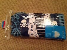New Blue Pirate Skulls boys slips -cotton Briefs pack of 7 - Age 7-8