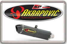 AKRAPOVIC FRIDGE MAGNET IMAN NEVERA
