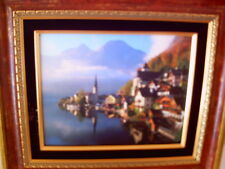SWAN LAKE 8 X 10 Framed Art PICTURE VAN GROUP NEW In Box NWT5106390