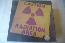 "AREA""CAUTION-disco 33 giri BOX con DISCO/CD/CARTOLINE""Ed.LIMITATA"