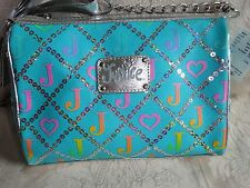 NEW WITH TAGS Youth TWEEN Girl Purse Sequence JUSTICE Shoulder bag Purse $22.90