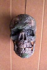 Brand New Animated Undead Fred Hanging Head Halloween Prop