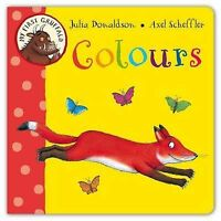 Donaldson, Julia My First Gruffalo: Colours Very Good Book