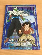 Carte Dragon Ball Z DBZ Trading Collection Memorial Photo #60 Prisme AMADA 1995