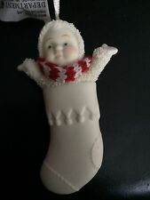 "Dept. 56   Snowbabies ""BABY'S   CHRISTMAS""  ***NEW***  Not Dated"