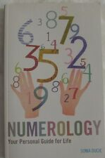 Numerology, Your Personal Guide by Sonia Ducie sc