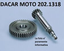 202.1318 INGRANAGGIO PRIMARIO ALLUMINIO POLINI FANTIC MOTOR : BIG-WHEEL 50