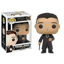 FIGURE ANIMALI FANTASTICI E DOVE TROVARLI PERCIVAL GRAVES HARRY POTTER POP FUNKO