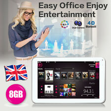 """9""""Inch 8GB Allwinner Quad Core Bluetooth WIFI Android 4.4 Tablet PC Dual Camera"""
