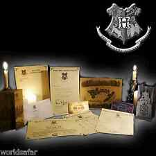 Harry Potter HOGWARTS ULTIMATE BIRTHDAY GIFT SET - PERSONALISED FOR HIM OR HER