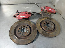 Seat Leon Cupra R 225 mk1 Front Brembo Brake 4 Pot Calipers inc Disks + Pads
