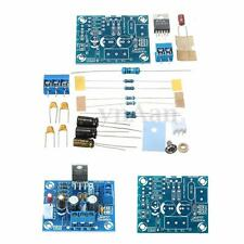 20W HIFI Mono Channel LM1875T Stereo Audio Amplifier Board DIY Kit Module 100kHz