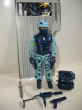 +++++ GIJOE / gi joe / cobra SHOCKWAVE 1988 +++++