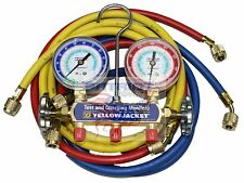 Yellow Jacket 41315 With 60″ Standard Fittings Hoses, psi R134a/404A/507 °F