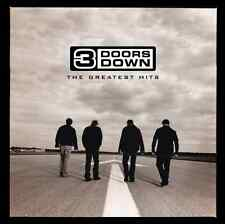 3 Doors Down - The Greatest Hits (CD) • NEW • Best of, Three, Here Without You