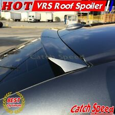 Unpainted VRS Type Rear Roof Spoiler Wing For Pontiac G5 Sedan 2007-2010
