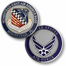 U.S. Air Force / Homestead Air Reserve Base - USAF Challenge Coin