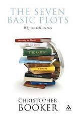 The Seven Basic Plots : Why We Tell Stories by Christopher Booker (2004,...