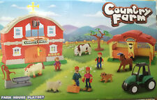 Country Farm - Farm House Playset - 30824 Keenway ** GREAT GIFT / LAST ONE!! **