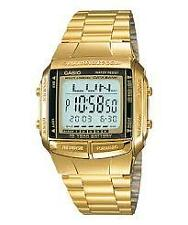 Casio Databank DB360G-9A Vintage Classic Goldtone Unisex Watch  COD PAYPAL