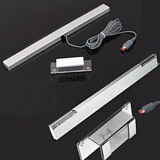 Capteur Infrarouge Filaire Sensor Bar Inducteur pour Nintendo Wii Jeux Vidéo