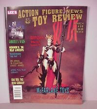 Action Figure News & Toy Review Price guide magazine #41 Transformers Godzilla