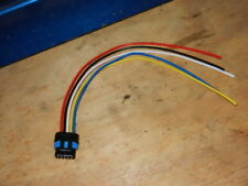 85-89 Camaro Trans Am Corvette MAF WIRING connector PLUG mass air flow TPI GTA