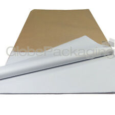 50 SHEETS OF WHITE ACID FREE TISSUE PAPER 450x700mm