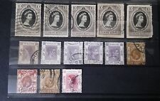 1 LOT HONG KONG STAMPS used