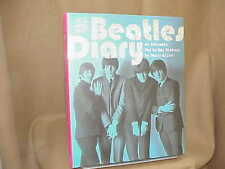 The Beatles Diary  by Barry Miles with Cover 320 pgs Near Mint Shape!!