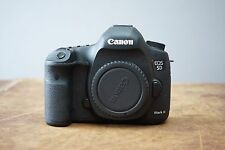 Canon EOS 5D Mark III 22.3MP Digital SLR Camera (Body Only) -Mint Condition