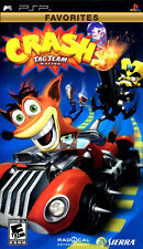 Crash Tag Team Racing PSP New Sony PSP