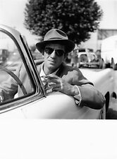 Photo originale Jean-Paul Belmondo À bout de souffle Godard